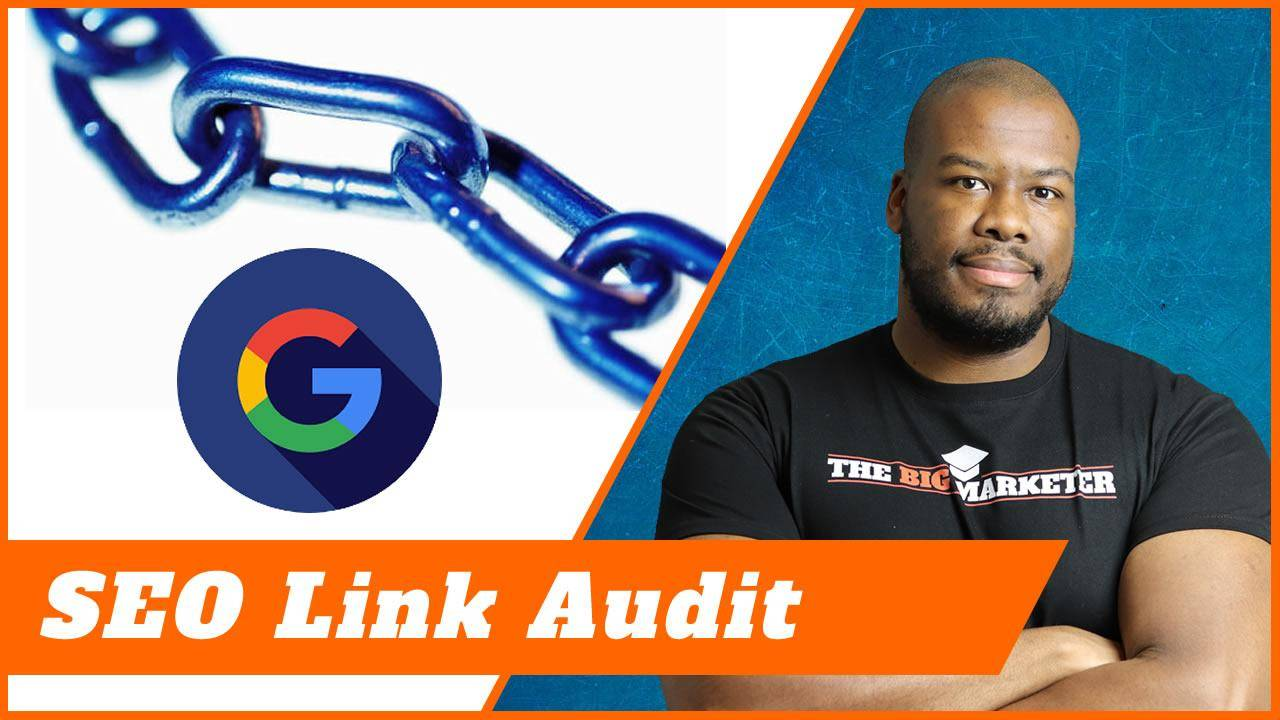 SEO backlink audit