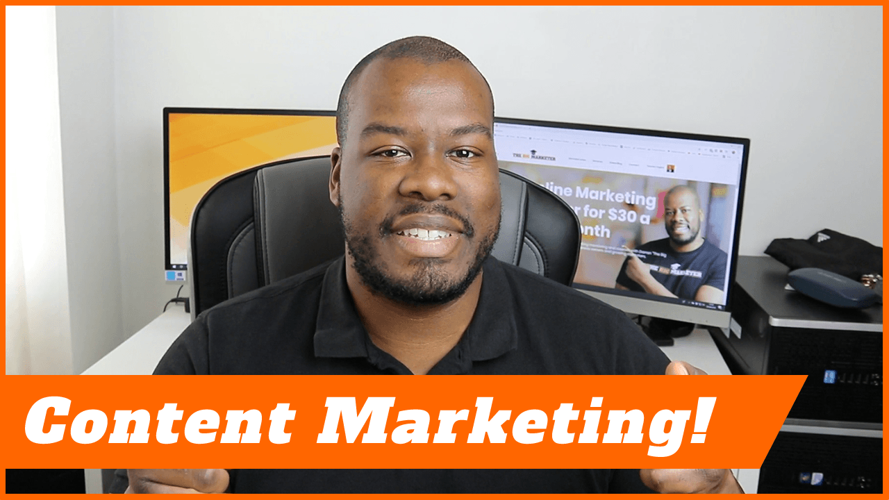 content marketing in 5 steps