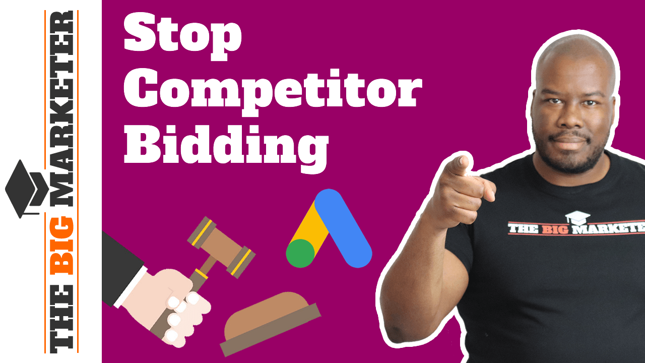 How to Stop Competitors Bidding on Your Brand