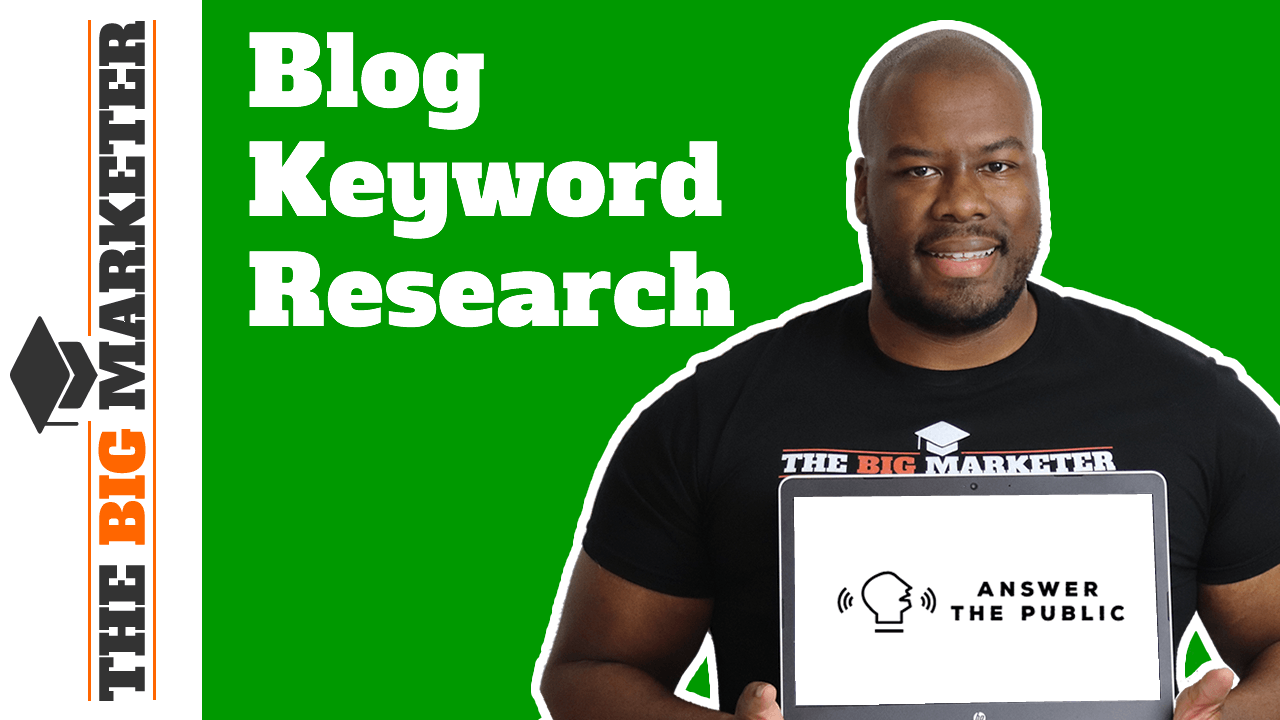 Answer The Public Tutorial for Blog Keyword Research