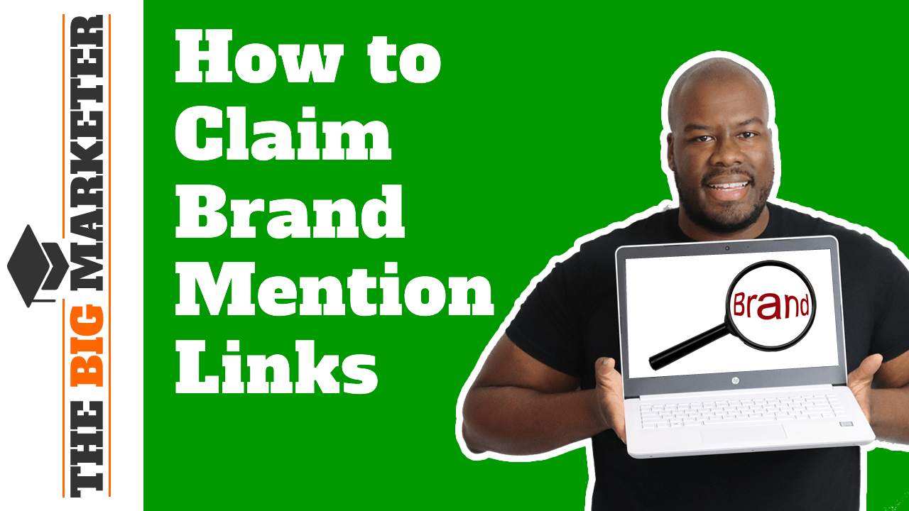 Link Reclamation SEO Tutorial - How to Claim Brand Mentions as Links
